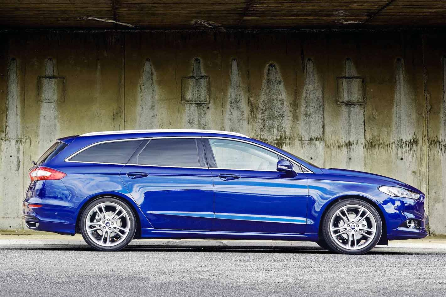 Ford Mondeo Leasing DK